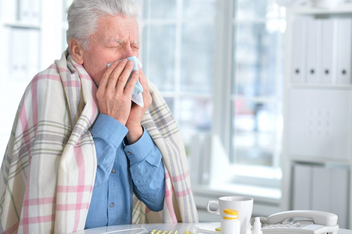 The Dangers of Influenza in Nursing Homes