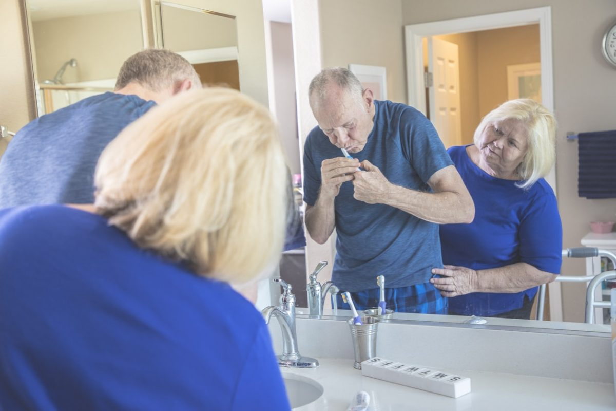 Effectively Integrating Dental Health in Nursing Homes