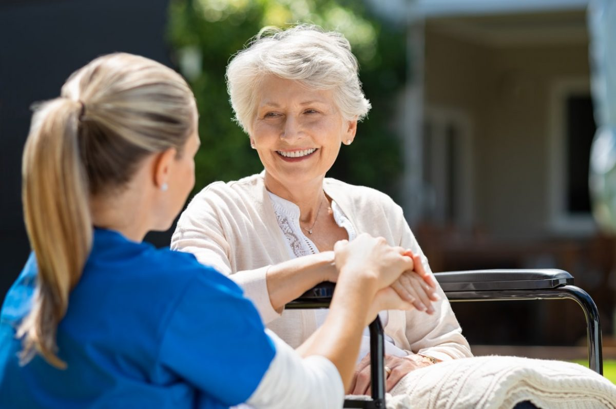 Here's What Residents Want From Assisted Living Facility Care
