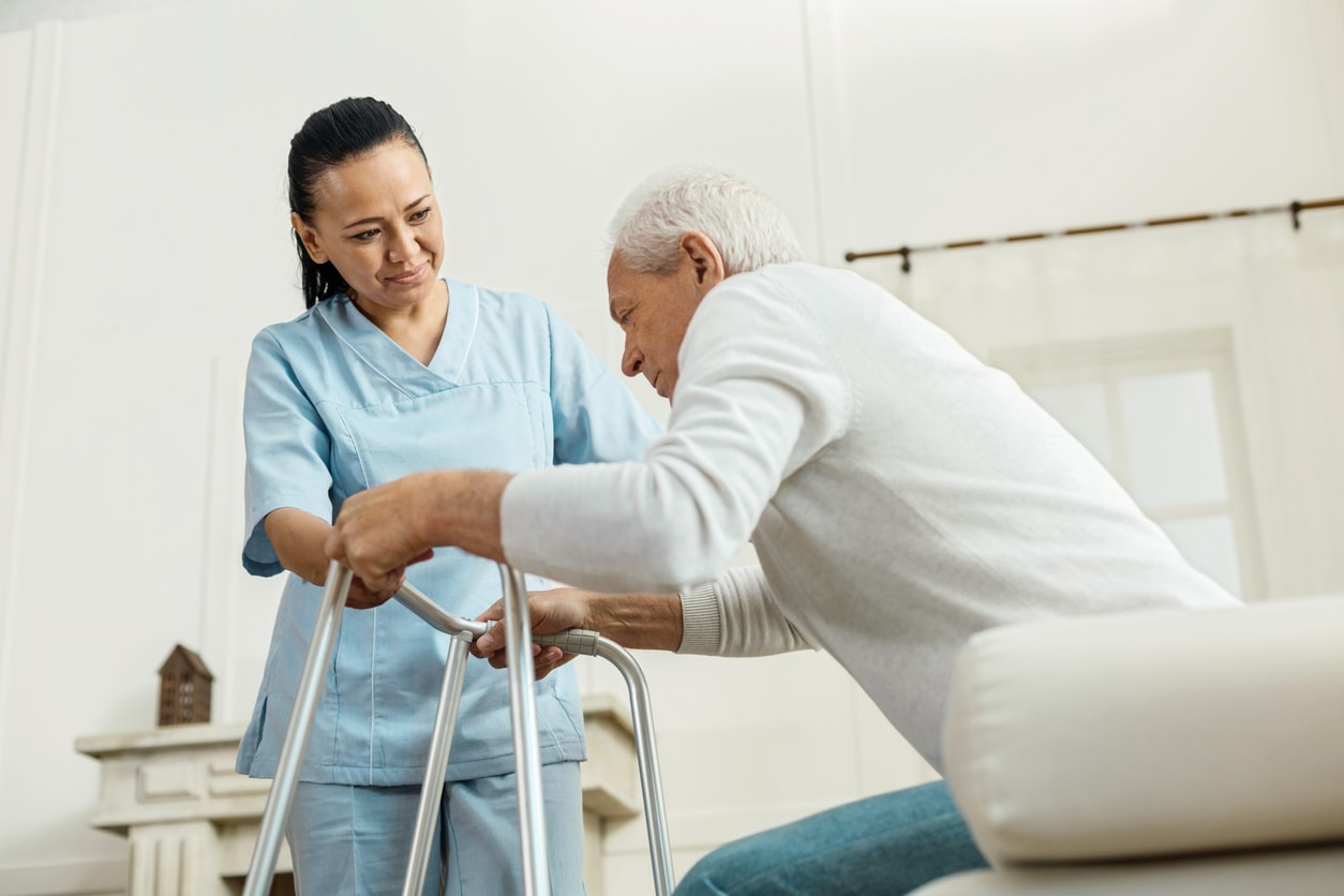 The Current Challenges Facing Nursing Homes