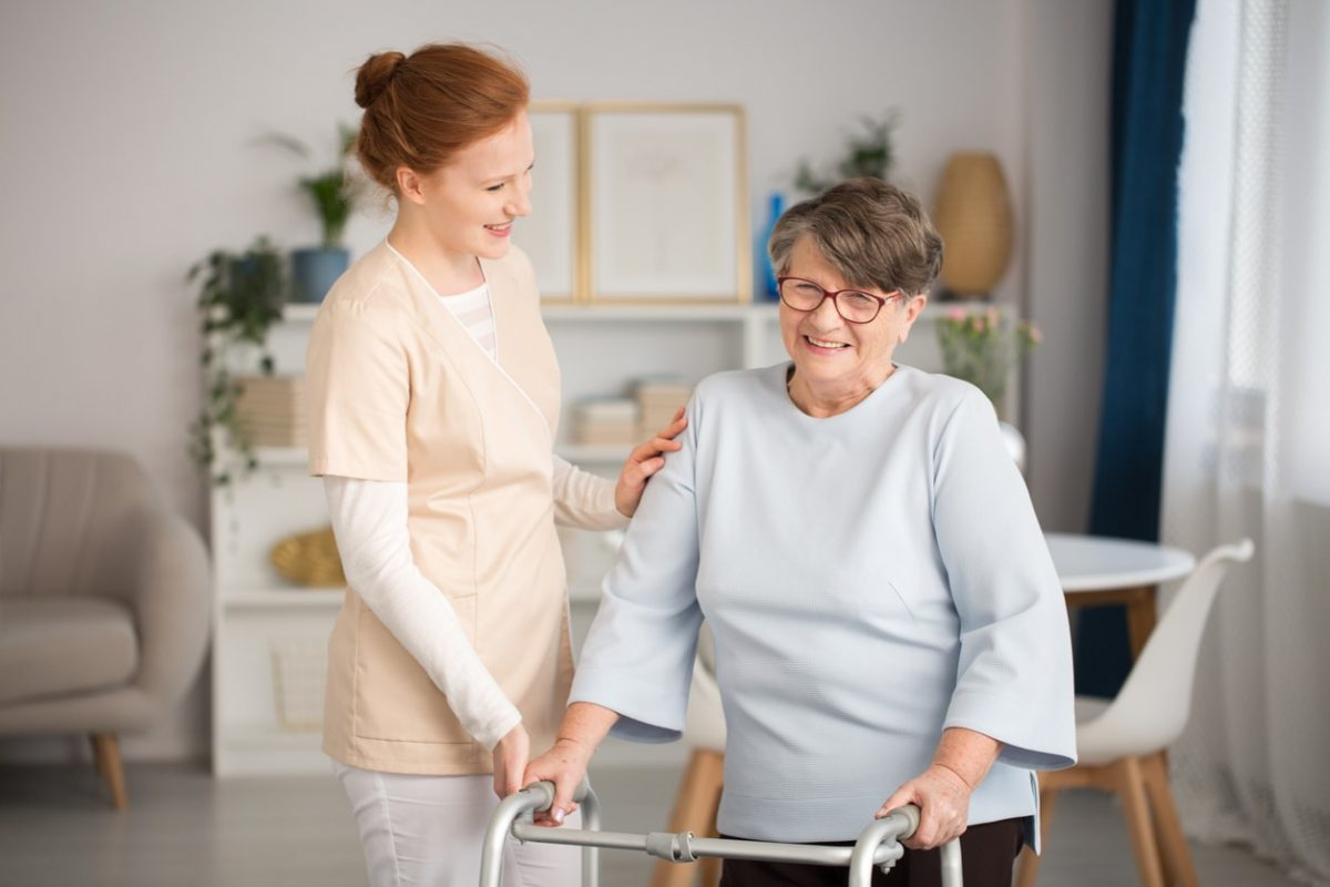 Improving Safety for Home Health Care Providers