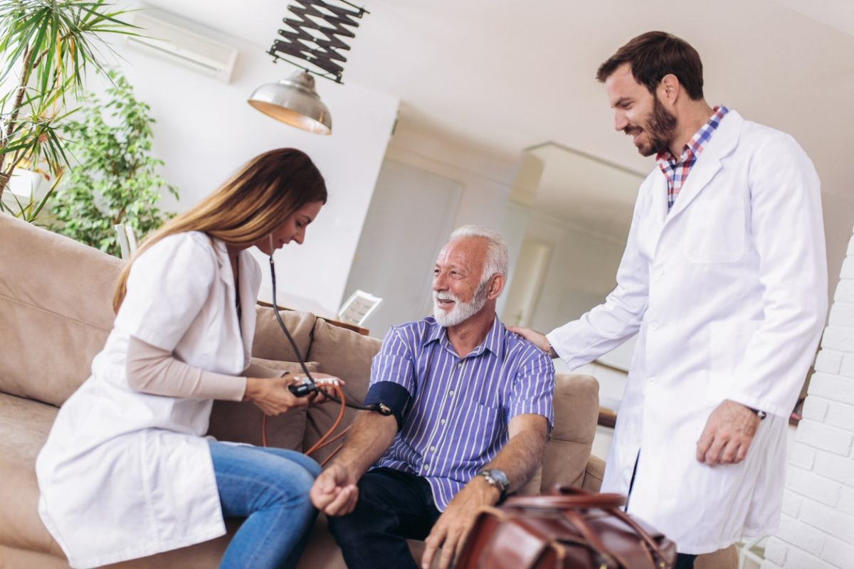 The Greatest Risk Management Concerns for Home Health Care Workers